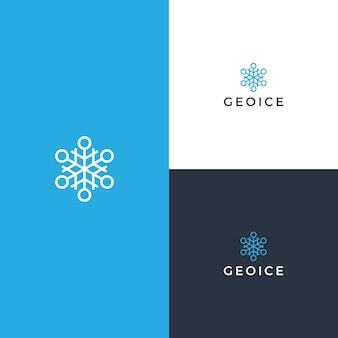 Geoice logo