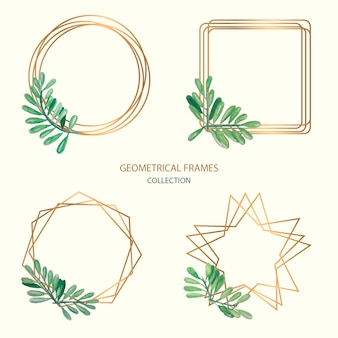 Geometial frames collection