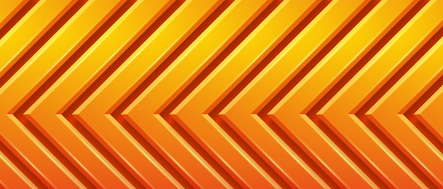 Geometric 3d shapes background.