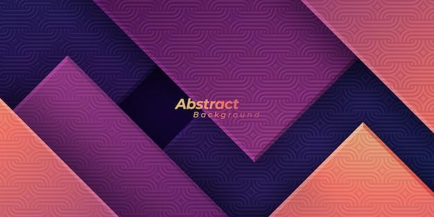 Geometric 3d textured background.