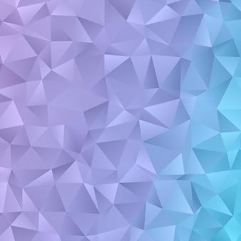 기하학적 추상 배경입니다. 다각형 삼각형 패턴 벽지
