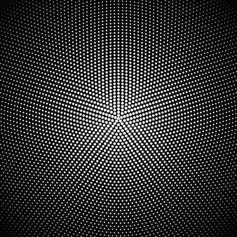 Geometric abstract circular dot background design