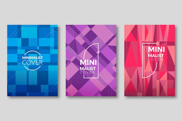 Geometric abstract cover set
