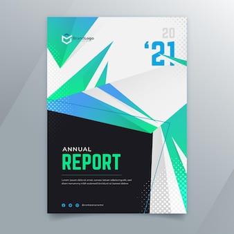 Geometric annual report 2020/2021 template