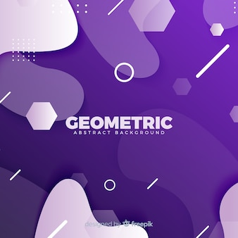Geometric backgound