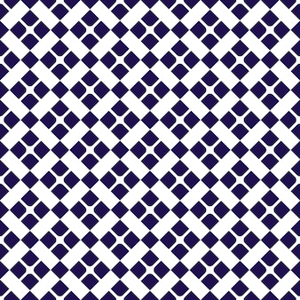 Geometric batik seamless pattern pattern background. classic fabric wallpaper. elegant ethnic decoration