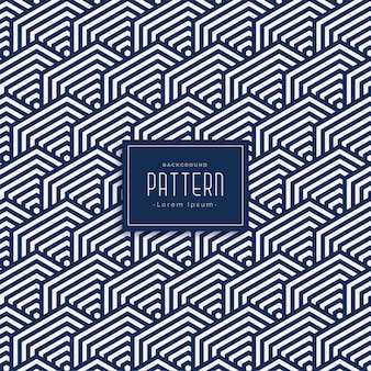Geometric bold lines pattern background