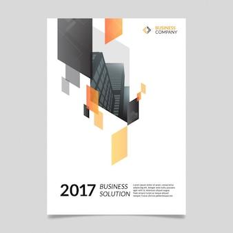 Affari brochure template
