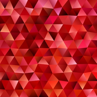 Geometric chaotic polygonal triangle background design