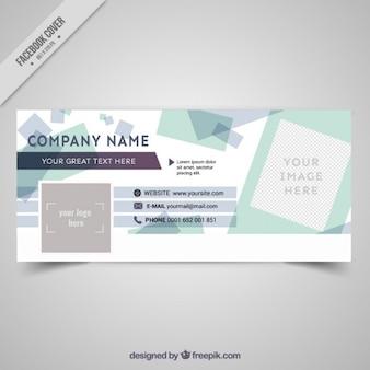 Geometric company cover