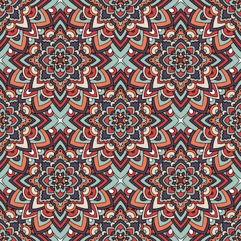 Geometric folklore pattern.