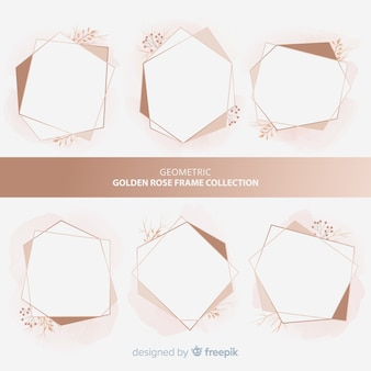 Geometric frame collection