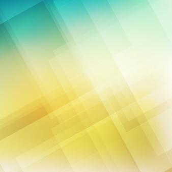 Sfondo sfumato geometrico