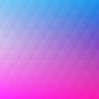 기하학적 그라데이션 색 배경