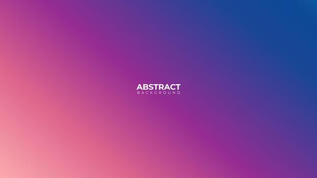 幾何学的なグラデーションの概念抽象的な背景の現実的なベクトル。ダイナミックなデザイン