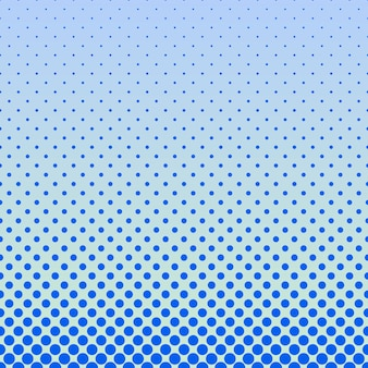 幾何学的勾配ハーフトーン円パターンの背景