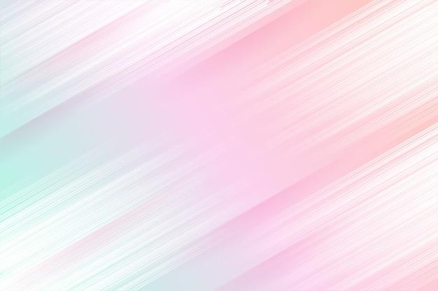 幾何学的なグラデーションの柔らかい色と白い線の背景