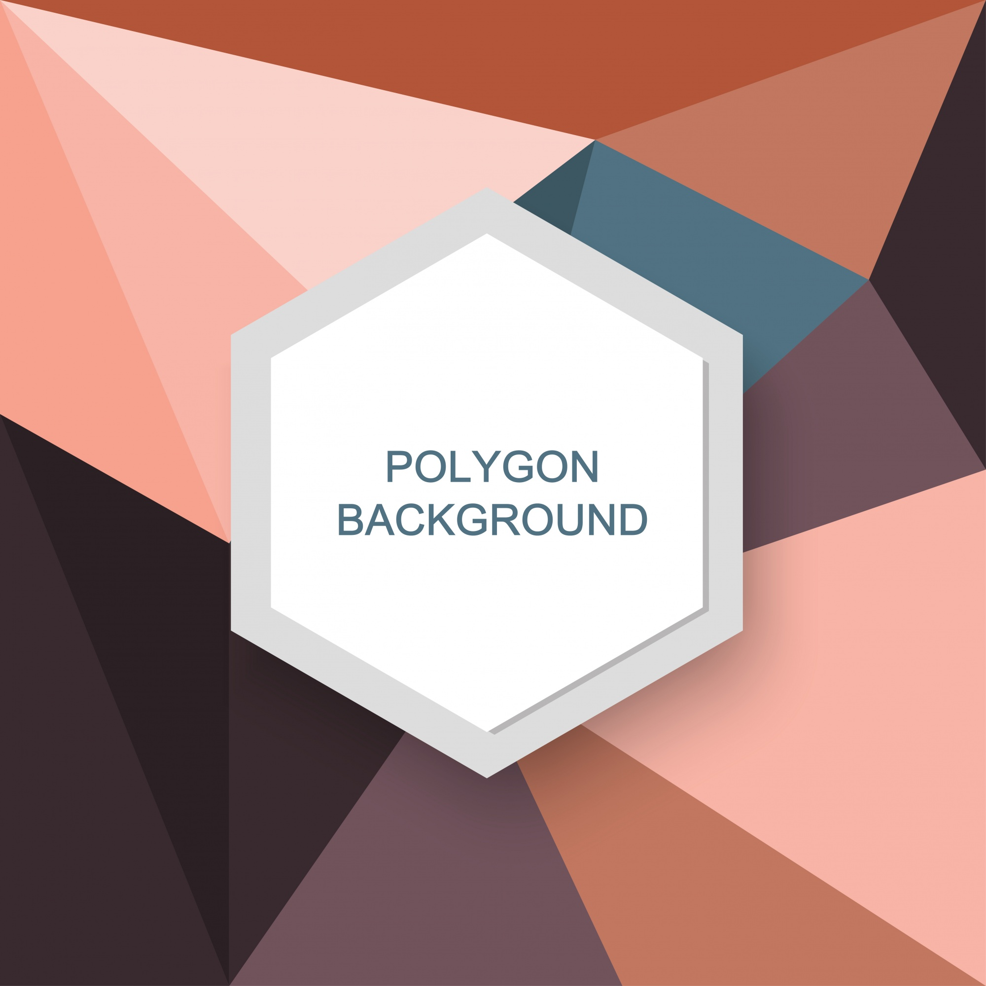 Geometric graphic background