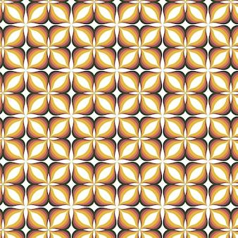 Motivo geometrico groovy
