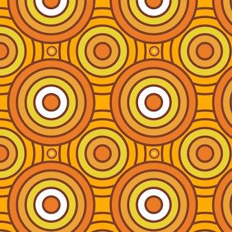 기하학적 그루비 패턴