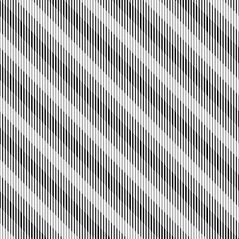 グラデーション効果のある幾何学的なラインハーフトーンパターン。テンプレートf