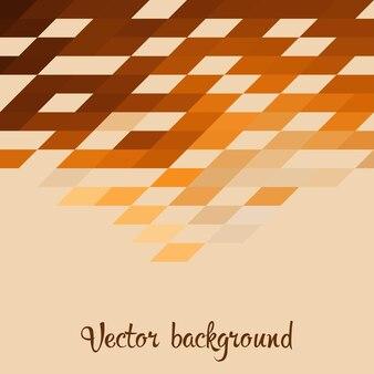 Геометрическая мозаика фон. абстрактный узор из геометрических фигур. векторная иллюстрация.