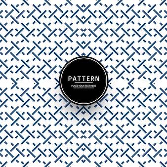 Geometric pattern background vector