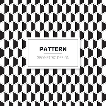 Geometric pattern background
