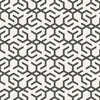 기하학적 패턴 배경