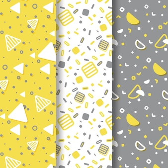기하학적 패턴 컬렉션