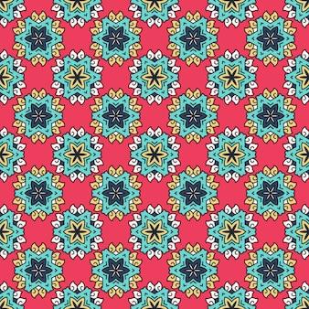 기하학적 패턴 디자인