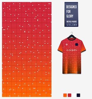 Геометрический узор для футболки