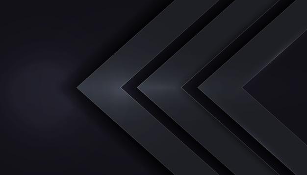코너의 기하학적 패턴