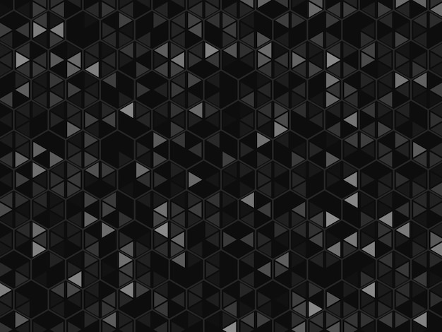 Geometric pattern with hexagons. vector illustration. abstract background eps10