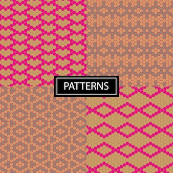 Geometric patterns design