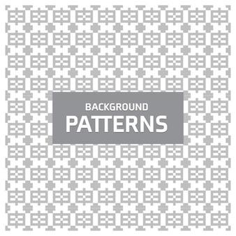 幾何学的な画素パターン