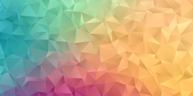 Geometric polygon abstract background wallpaper