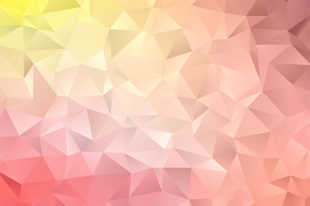 Geometric polygon background. diamond wallpaper. elegant pattern in soft color