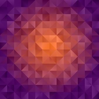Геометрические многоугольные абстрактный фон