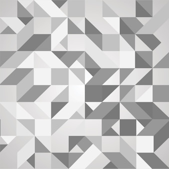 Geometric polygonal background