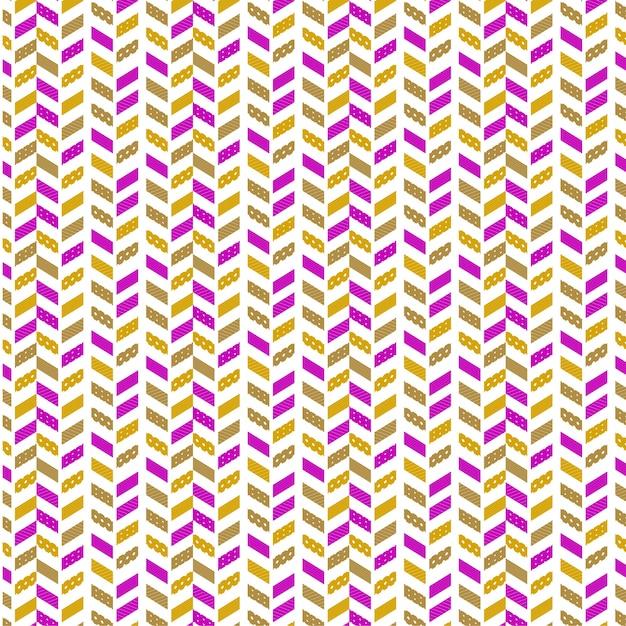 幾何学的なキルトのパターン。