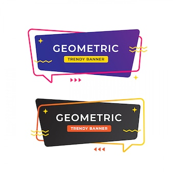 Geometric sale banner template design, big sale special offer. end of season special offer banner. abstract promotion graphic element..