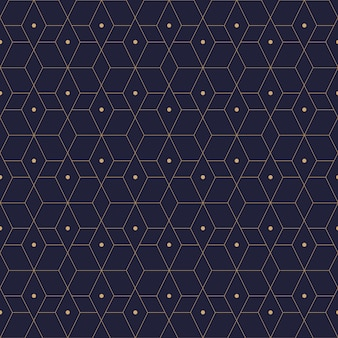 Geometric seamless pattern background wallpaper