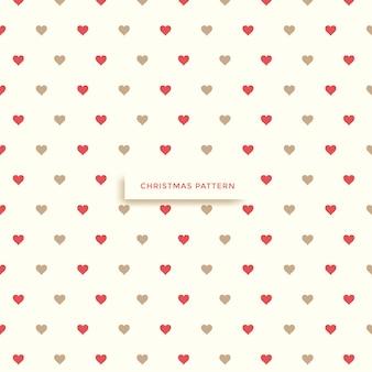 완벽 한 기하학적 패턴입니다. 겨울 휴가 디자인을위한 크리스마스.