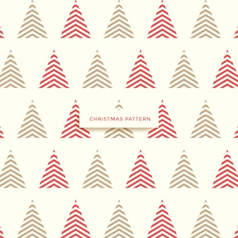 Geometric seamless pattern. christmas for winter holidays design.
