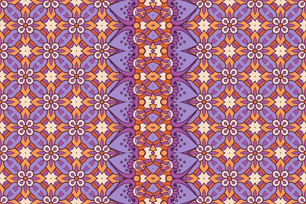 기하학적 완벽 한 패턴, 원형 요소