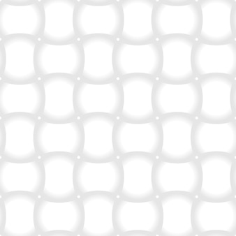 Geometric seamless pattern in grey and white