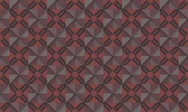 Geometric seamless pattern simple design