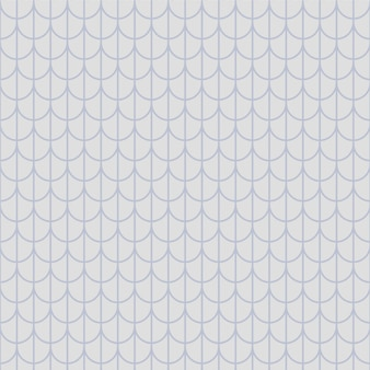 Geometric seamless pattern simple regular background ocean wave