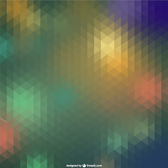 Geometric shape wallpaper